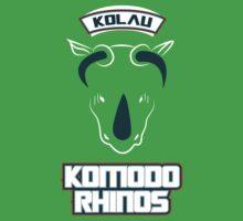 Kolau Komodo Rhinos One Piece - Short Sleeve