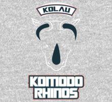 Kolau Komodo Rhinos Kids Tee