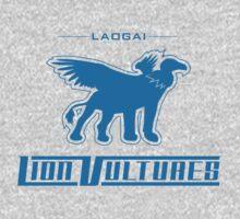 Laogai Lion Vultures One Piece - Short Sleeve