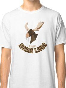 Makapu Moose Lions Classic T-Shirt