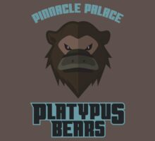 Pinnacle Palace Platypus Bears Baby Tee