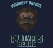 Pinnacle Palace Platypus Bears Kids Tee