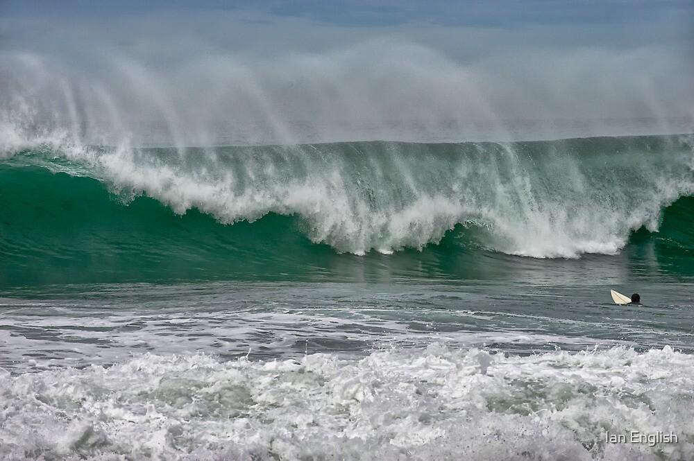 Tamarama Surfer by Ian English