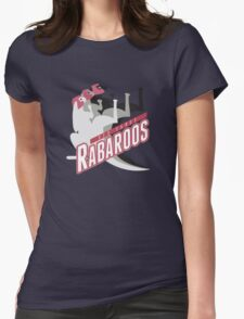 Red Sands Rabaroos Womens Fitted T-Shirt