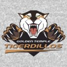 Golden Temple Tigerdillos by jdotrdot712