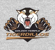 Golden Temple Tigerdillos Kids Tee