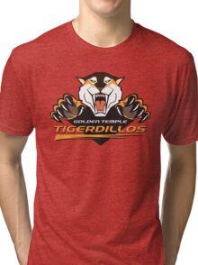 Golden Temple Tigerdillos Tri-blend T-Shirt