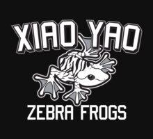 Xiao Yao Zebra Frogs Kids Clothes