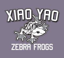 Xiao Yao Zebra Frogs Kids Tee
