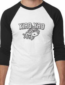 Xiao Yao Zebra Frogs Men's Baseball ¾ T-Shirt