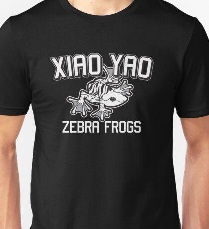 Xiao Yao Zebra Frogs Unisex T-Shirt