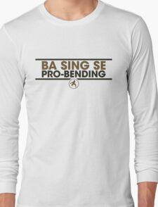 Badgermoles Practicewear Long Sleeve T-Shirt