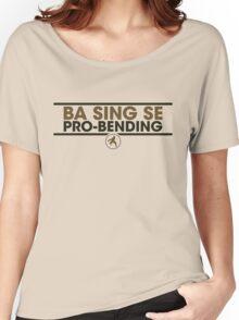 Badgermoles Practicewear Women's Relaxed Fit T-Shirt