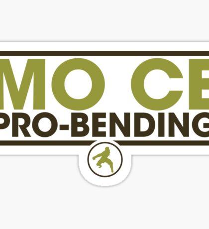 Mongoose Lizards Practicewear Sticker
