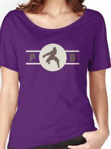 Badgermoles Pro-Bending League Gear (Alternate) Women's Relaxed Fit T-Shirt