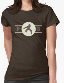 Badgermoles Pro-Bending League Gear (Alternate) Womens Fitted T-Shirt