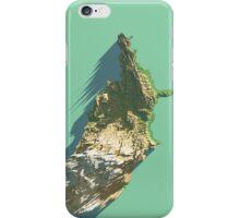 United States Terrain  iPhone Case/Skin