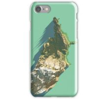 United States Terrain  iPhone Case/Skin