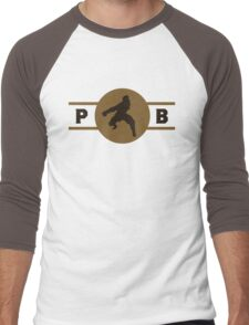 Boarcupines Pro-Bending League Gear (Alternate) Men's Baseball ¾ T-Shirt