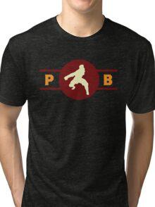 Cat Gators Pro-Bending League Gear Tri-blend T-Shirt