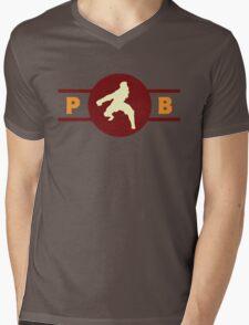 Cat Gators Pro-Bending League Gear Mens V-Neck T-Shirt