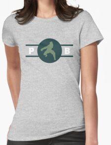 Eel Hounds Pro-Bending League Gear Womens Fitted T-Shirt