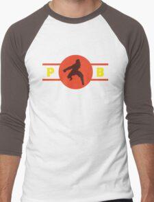 Fire Ferrets Pro-Bending League Gear Men's Baseball ¾ T-Shirt