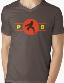 Fire Ferrets Pro-Bending League Gear Mens V-Neck T-Shirt