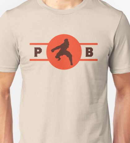 Fire Ferrets Pro-Bending League Gear (Alternate) Unisex T-Shirt