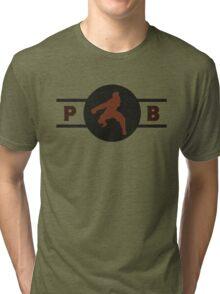 Hog Monkeys Pro-Bending League Gear Tri-blend T-Shirt