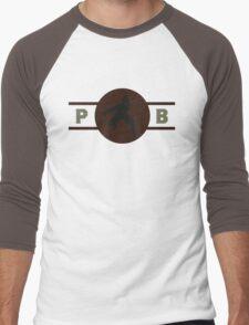 Hog Monkeys Pro-Bending League Gear (Alternate) Men's Baseball ¾ T-Shirt