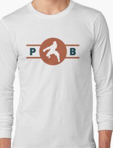 Komodo Rhinos Pro-Bending League Gear (Alternate) Long Sleeve T-Shirt