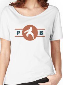Komodo Rhinos Pro-Bending League Gear (Alternate) Women's Relaxed Fit T-Shirt