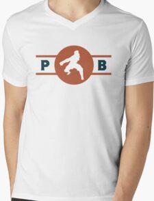 Komodo Rhinos Pro-Bending League Gear (Alternate) Mens V-Neck T-Shirt