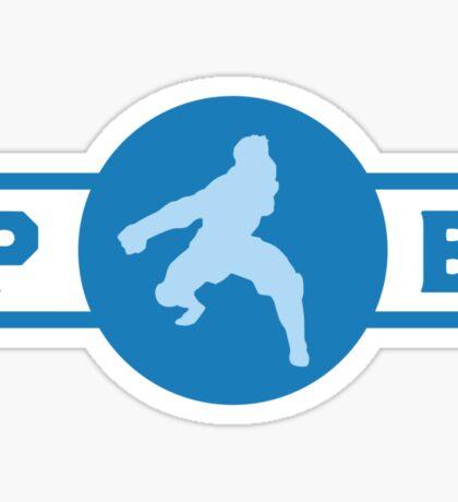 Lion Vultures Pro-Bending League Gear Sticker