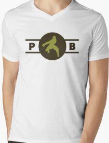 Mongoose Lizards Pro-Bending League Gear Mens V-Neck T-Shirt