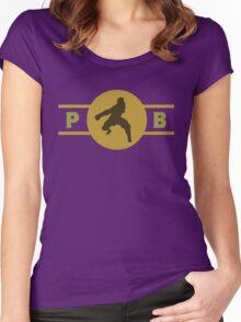Mongoose Lizards Pro-Bending League Gear (Alternate) Women's Fitted Scoop T-Shirt
