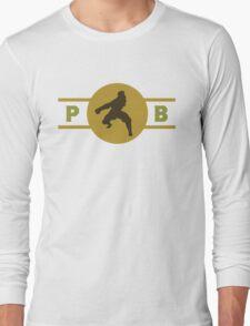 Mongoose Lizards Pro-Bending League Gear (Alternate) Long Sleeve T-Shirt