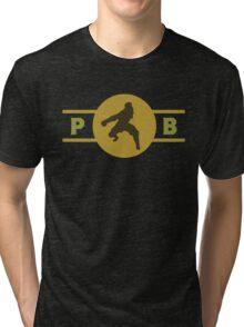 Mongoose Lizards Pro-Bending League Gear (Alternate) Tri-blend T-Shirt