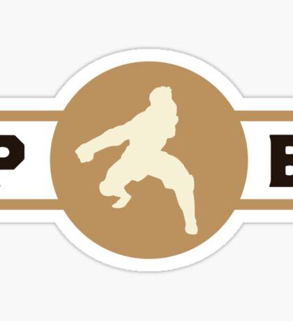 Moose Lions Pro-Bending League Gear Sticker