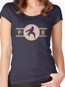 Moose Lions Pro-Bending League Gear (Alternate) Women's Fitted Scoop T-Shirt
