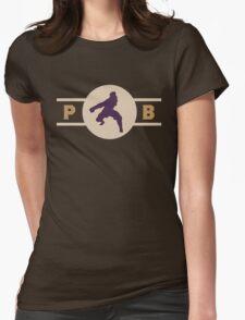 Moose Lions Pro-Bending League Gear (Alternate) Womens Fitted T-Shirt
