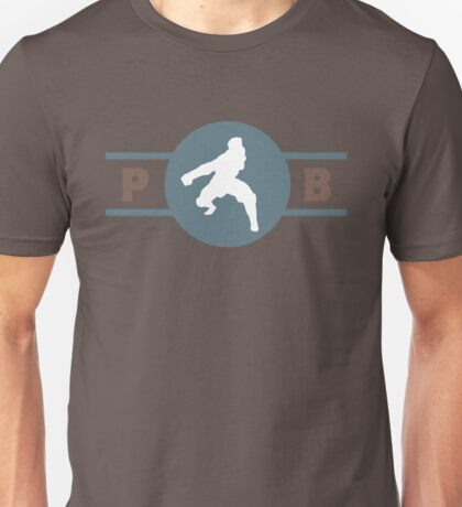 Ostrich Horses Pro-Bending League Gear Unisex T-Shirt