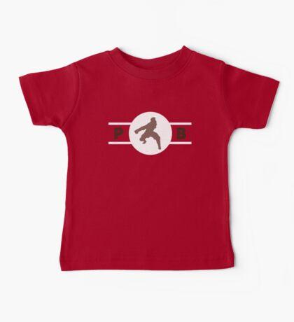 Ostrich Horses Pro-Bending League Gear (Alternate) Baby Tee