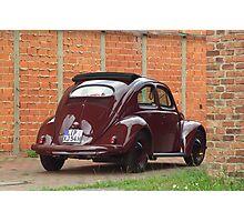 Classic Beetle Photographic Print