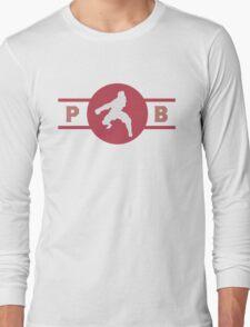 Rabaroos Pro-Bending League Gear Long Sleeve T-Shirt