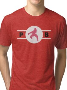 Rabaroos Pro-Bending League Gear (Alternate) Tri-blend T-Shirt