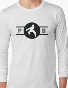 Zebra Frogs Pro-Bending League Gear (Alternate) Long Sleeve T-Shirt
