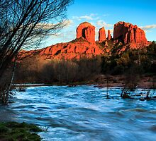 Cathedral Rock Sedona by bengraham