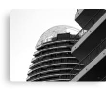 Building Designed by Davros Canvas Print